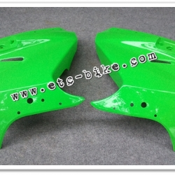 หน้ากาก SERPICO-SS สีเขียว