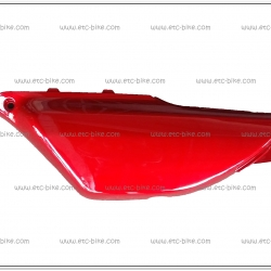 คอนโซลข้าง DREAM-125 (NEW) สีแดงบรอนซ์
