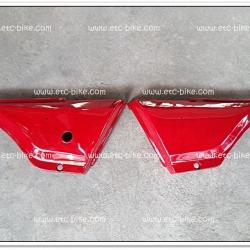 ฝากระเป๋า GTO/4 สีแดงใหม่