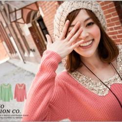 ♡♡Pre Order♡♡ เสื้อไหมพรมแขนยาว คอบัวปกปักเลื่อมสีทอง สวยหรูหรา ดูดี ใส่ทำงานไปเที่ยวน่ารักมากๆ ค่ะ มีให้เลือก 3 สี