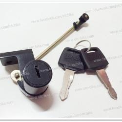 กุญแจล็อคเบาะตัวนอก TUXEDO, LEO