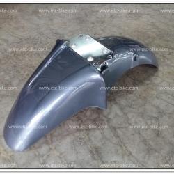 บังโคลนหน้า VR150, TZR150 สีเทาประกาย