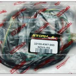 สายไฟชุด NOVA-RS (32100-KW7-960)