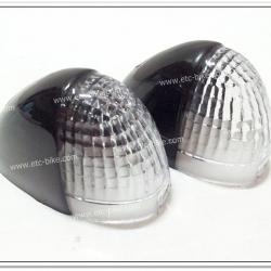 ฝาไฟเลี้ยว DASH, LS125, NSR-R ฝาใส (คู่ละ)
