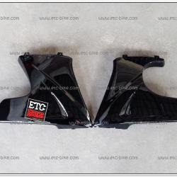 แฟริ่งล่าง LS125-R สีดำ