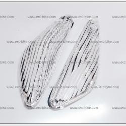 ฝาไฟเลี้ยวหน้า SONIC-2003 ฝาใส (คู่ละ)