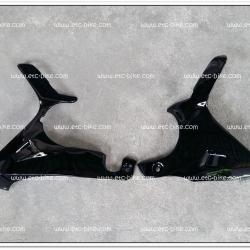 อกไก่ NOVA-RS สีดำ