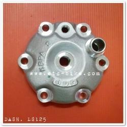 ฝาสูบ DASH, LS125 สีบรอนซ์ แท้