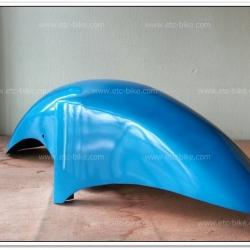 บังโคลนหน้า KR-R สีฟ้า