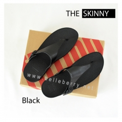 FitFlop The Skinny : All Black : Size US 7 / EU 38