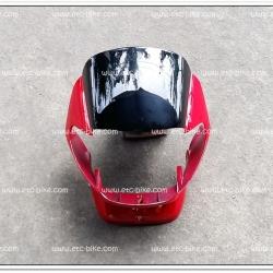 หน้ากาก TENA เก่า สีแดง/ดำ (H22)