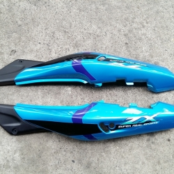ฝาข้าง KR150-ZX สีน้ำเงิน แท้ศูนย์