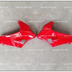 หน้ากาก LS125 สีแดง