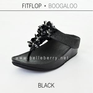 * NEW * FitFlop : BOOGALOO : Black : Size US 7 / EU 38