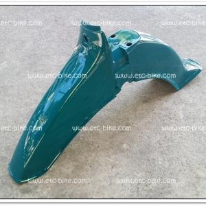 บังโคลนหน้า RC80, RC100 สีเขียวหยก