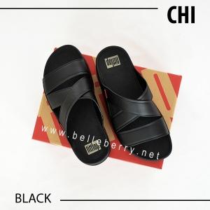 * NEW * FitFlop : CHI : Black : Size US 11 / EU 44