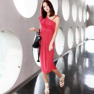 ♥♥พร้อมส่งค่ะ♥♥ สี Shocky Pink