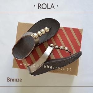 ** NEW ** FitFlop : ROLA : Bronze : Size US 6 / EU 37