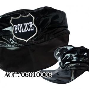"""หมวกตำรวจ""""POLICE"""""""