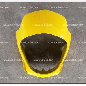 หน้ากาก NICE U-BOX สีเหลือง