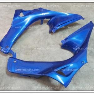 คอนโซลหน้า JR120 สีน้ำเงินเมท
