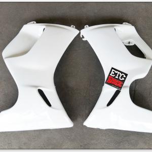แฟริ่งเต็ม LS125 สีขาว