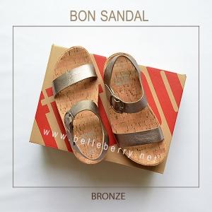 FitFlop BON SANDAL : Bronze : Size US 5 / EU 36