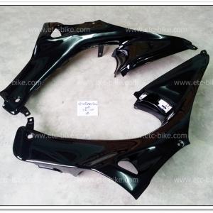 คอนโซลหน้า JR120 สีดำ