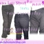#หมด#SKINNYฮิตฮอตแฟชั่น เก๋สุดๆ PB348 KoreaSkinny กางเกงสกินนี่ Skinny ขาพับ ติดกระดุม ผ้าเกาหลี F21รุ่นนี้ทรงสวยใส่สบายไม่มีไม่ได้แล้ว สีกรมเทา XL thumbnail 1