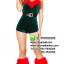 ชุดซานตาครอสสาวพร้อมถุงเท้า ชุดซานตี้ ชุดแฟนซีซานต้า ชุดซานต้าครอส ชุดซานตาครอส ชุดแฟนซี ชุดคอสเพลย์ thumbnail 2