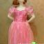 ชุดแฟนซีเด็กสีชมพู ชุดเจ้าหญิงเด็ก ชุดเด็กออกงาน thumbnail 3