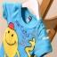 ชุดเสื้อ+กางเกงลายอมยิ้ม thumbnail 6
