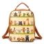 """""""พร้อมส่ง""""กระเป๋าแฟชั่น Beibaobao กระเป๋าเป้ ถอดสายได้ ทรงสวย สายซิปเอามาล็อกด้านหน้าได้ เก๋ค่ะ ด้านหน้ามีลายน่ารักๆ -ลายการ์ตูน thumbnail 1"""