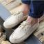 รองเท้าผู้ชาย | รองเท้าแฟชั่นชาย รองเท้าผ้าใบ แฟชั่นเกาหลี thumbnail 2