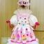 ชุดวันเกิดสาวน้อยวัยใส+คาดผมเค้ก thumbnail 4