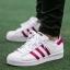 (พรีออเดอร์)adidas Originals Superstar Trainer Pink thumbnail 1