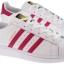 (พรีออเดอร์)adidas Originals Superstar Trainer Pink thumbnail 3