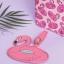 Skinnydip Flamingo Passport & Luggage Tag Set thumbnail 3