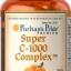 Puritan's Pride C-1000 Complex™ 1000 mg / 250 Coated Caplets / Item #003143 thumbnail 1