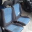 Nissan NV เบาะNissan NV ขอบสีดำ ผ้ากลางลายสีฟ้า เบาะนิสสัน NV เบาะนิสสันเอ็นวี เบาะNV thumbnail 4