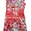 Size S / M / L/ XL / XXL (Best Seller) พร้อมส่งชุดกี่เพ้าสีแดงลายดอกไม้สวยมากค่ะ ระบุไซส์ด้วยค่ะ thumbnail 8