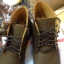 รองเท้าผู้ชาย | รองเท้าแฟชั่นชาย Ankle Boots Oiled with Nubuck Leather thumbnail 3