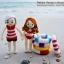 แพทเทิร์นตุ๊กตาถักหนุ่มสาวชายหาด thumbnail 3