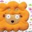 เบาะรองนั่งแฟนซี-แกะ-สีส้ม thumbnail 2