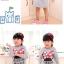 ชุดเสื้อกันหนาวสกรินลายโบว์ MINNIE + กระโปรงสีเทา (ผ้าดีค่ะ) thumbnail 7