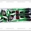สติ๊กเกอร์ KSR-KITACO ติดรถสีเขียว thumbnail 1
