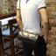 กระเป๋าผู้ชาย | กระเป๋าหนังแฟชั่นชาย กระเป๋าสะพายข้าง แฟชั่นเกาหลี thumbnail 2