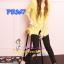 #มาใหม่#SKINNYฮิตฮอตแฟชั่นเกาหลีเก๋สุด PB367 ClassicSkinny กางเกงสกินนี่ Skinny ผ้ายืดเนื้อหนา ผ้านิ่ม รุ่นนี้ทรงสวยใส่สบายไม่มีไม่ได้แล้ว สีดำเก๋ XL thumbnail 1
