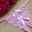 จีสตริงสีชมพูเปิดเป้าสวยมากเซ็กซี่เวอร์ thumbnail 1
