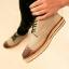 รองเท้าผู้ชาย | รองเท้าแฟชั่นชาย รองเท้าหนังกลับ แฟชั่นเกาหลี thumbnail 1
